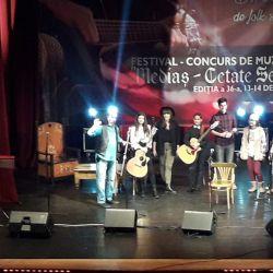 Festivalul concurs de muzica folk Medias Cetate Seculara: Lista castigatorilor