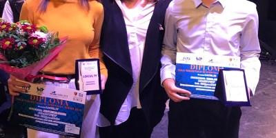 Sportivi ai CS Ippon Medias, premiati la Sibiu