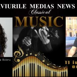 Soprana Anca Boieru la Interviurile Medias News Blog (video)