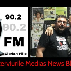Ciprian Filip la Interviurile Medias News Blog (video)