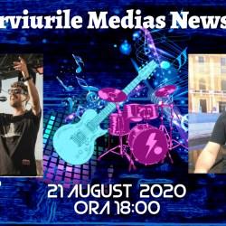 Sergiu Bolotă la Interviurile Medias News Blog (video)