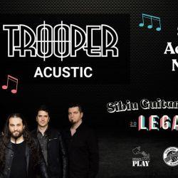 Concert Trooper Acustic - Sibiu Acoustic Nights