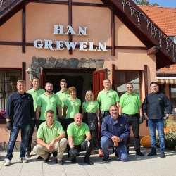 Hanul Greweln donează 45.000 lei