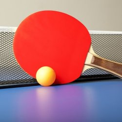 Tenis de masă: Selecție pentru copii