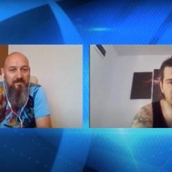 """Guitar Talks - Aurelian """"Balaurul"""" Dincă (Trooper)"""