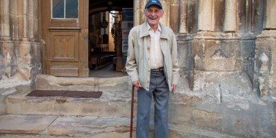 Guest post: Povești și amintiri din Reichesdorf – Herr Johann Schaas