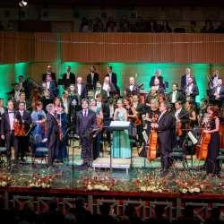 Filarmonica de Stat Sibiu a fost decorată de Președintele României