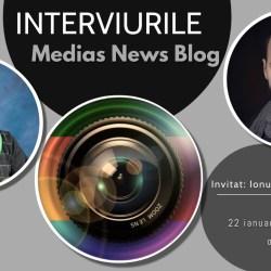 Fotograful Ionuţ Anişca la Interviurile Medias News Blog (video)