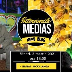 Nicky Langa la Interviurile Medias News Blog (video)