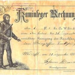 Remember: Maistru hornar medieşean în anul 1885