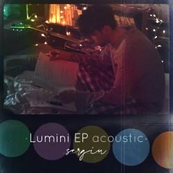 Sergiu Bolotă lansează - Lumini EP Acoustic