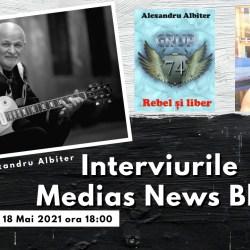 Alexandru Albiter la Interviurile Medias News Blog (video)