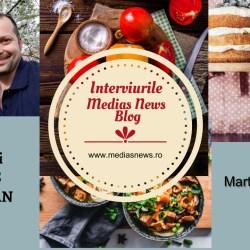 Proiectul Culinarativ la Interviurile Medias News Blog (video)