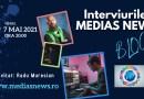 Radu Mureşian la Interviurile Medias News Blog (video)