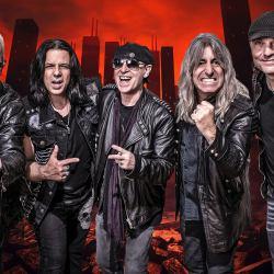 Un medieşean colaborează cu producătorul formaţiei Scorpions (video)