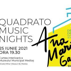 Quadrato Music Nights - Seară de jazz și vin la Mediaş