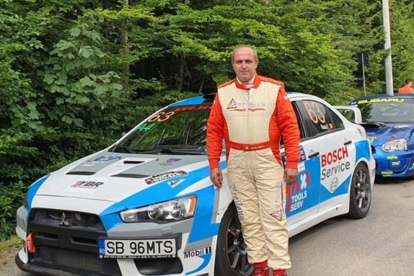 CSM Mediaş: Florin Roșca, locul 4 la Trofeul Sinaia