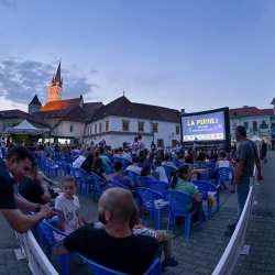 Peste 1200 de medieșeni au participat la festivalul La perne