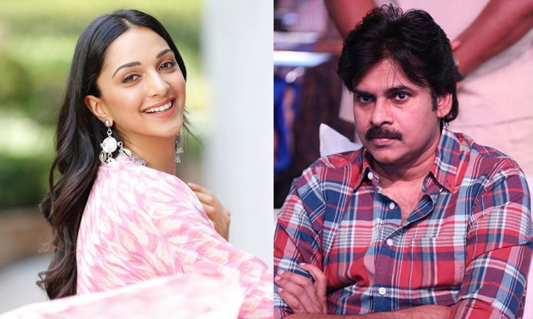 Image result for kiara advani pavan kalyan