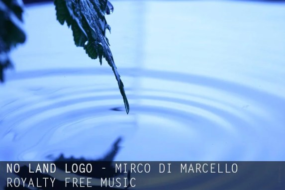 No Land Logo, royalty free Music by Mirco Di Marcello