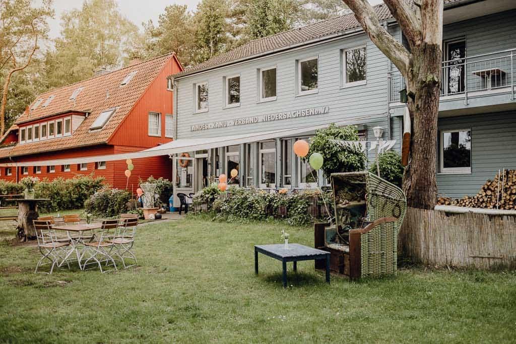 Hochzeit Steinhuder Meer Location