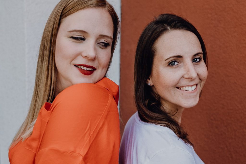 Amelie & Sina Portrait