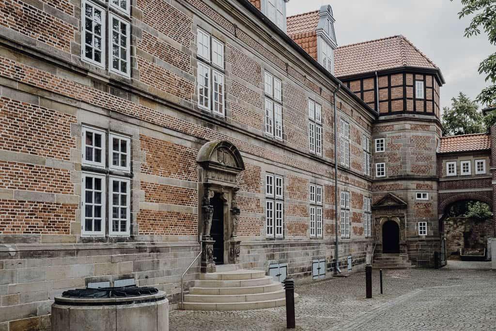 Hochzeit Standesamt Schloss Landestrost