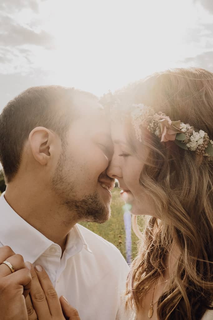 Hochzeit Paarshooting Borstel