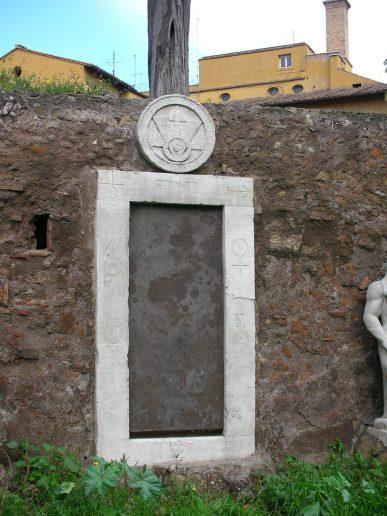 Roma - Porta Alchemica