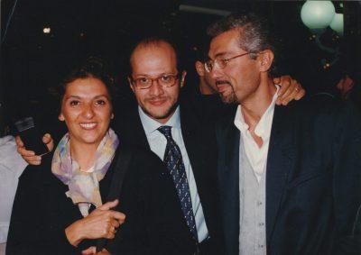 Andrea Signorini e Marisa Pontesilli