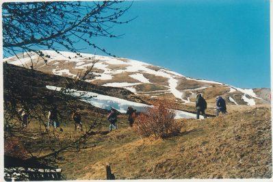Vetan - Valle d'Aosta - Anno 2000