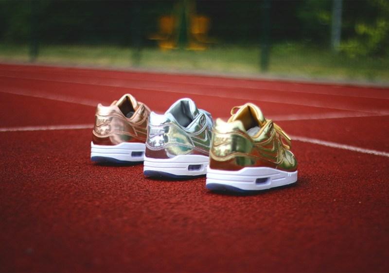Nike Tenisky NikeiD Air Max 1