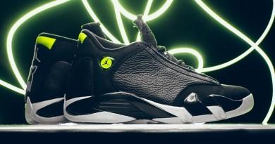 Nike tenisky Air Jordan 14 Retro INDIGLO