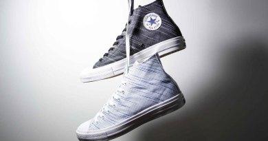 Converse Chuck Taylor All Star II pletená kolekce