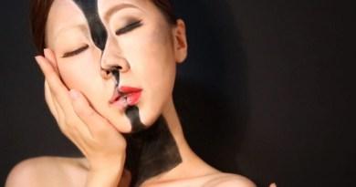 Make-up jako umělecké dílo