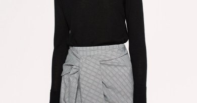 Asymetrické sukně jsou zpět a lepší než kdykoliv předtím
