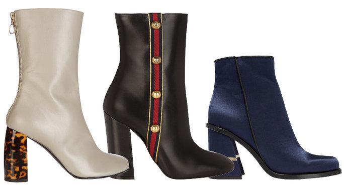 Trendy inspirace pro podzimní módní oblečení a obuv