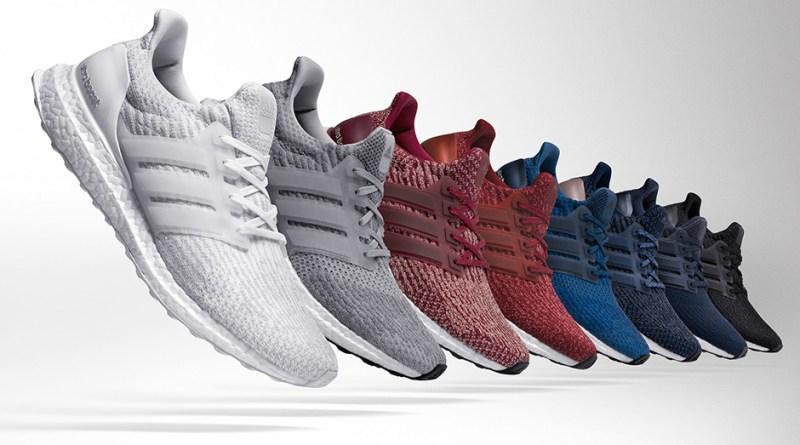 Tenisky Adidas Ultra Boost 3.0 klekce v 11 barvách
