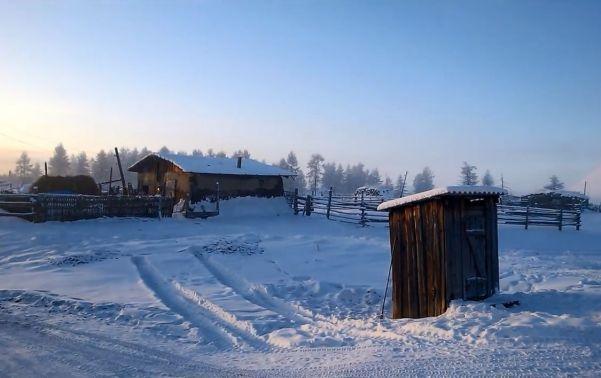Nejchladnějším obydleným místem na světě je vesnice Ojmjakon