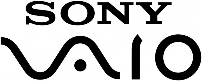 Logo společnosti Sony Vaio