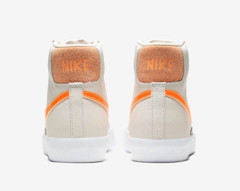 Tenisky Nike Blazer Mid 77 Vintage Total Orange