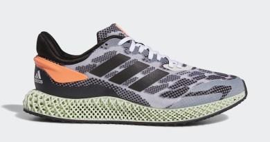 Tenisky adidas 4D Run 1.0 Signal Coral