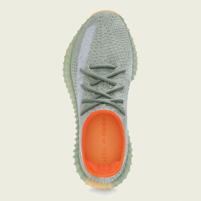 Tenisky adidas Yeezy Boost 350 v2 Desert Sage