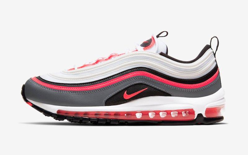 Tenisky Nike Air Max 97 Infrared