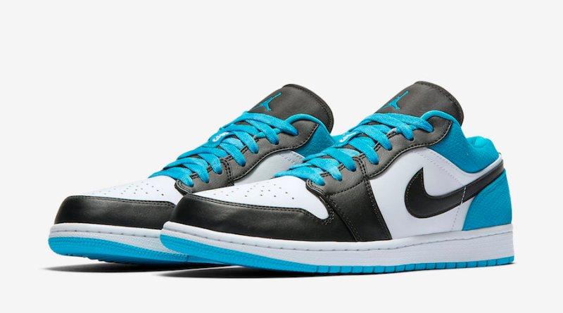 Tenisky Air Jordan 1 Low SE Laser Blue