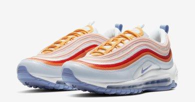 Tenisky Nike Air Max 97 v nádherných jarních barvách