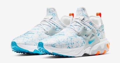 Tenisky Nike React Presto Cracked Pattern