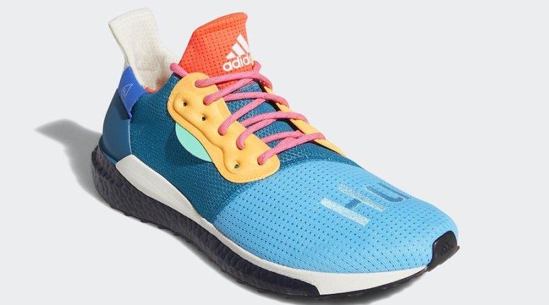 Tenisky Pharrell Williams x adidas Solar Hu