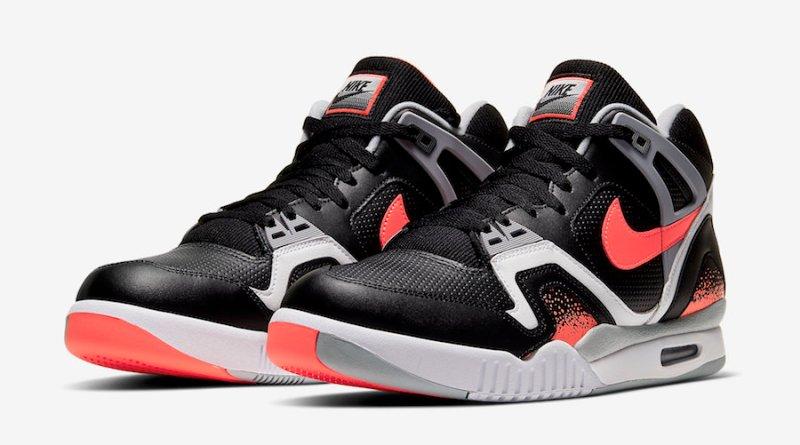 Tenisky Nike Air Tech Challenge 2 Black Lava