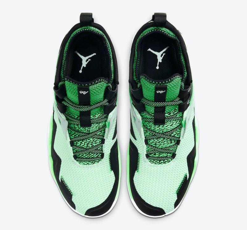 Tenisky Jordan Westbrook One Take Rage Green